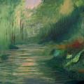 Sleepy River by Richard Beauregard