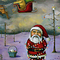 Sleigh Jacker by Leah Saulnier The Painting Maniac