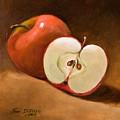 Sliced Apple by Joni Dipirro