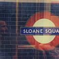 Sloane Square Portrait by Rasma Bertz