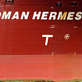 Sloman Hermes Detail With Anchor 051718 by Mary Bedy