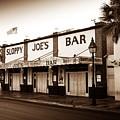Sloppy Joe's - Key West Florida by Bill Cannon