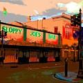 Sloppy Joes Bar Electric by Lisa Renee Ludlum