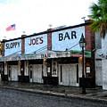 Sloppy Joe's Bar Key West by Bill Cannon