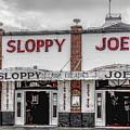 Sloppy Joe's Saloon- Key West by Cindi Alvarado