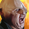 Sloth From Goonies by Brett Hardin