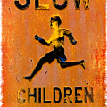 Slow Children Playing by Bobby Cole