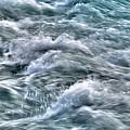Slow Motion Rapids by Tammy Wetzel