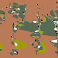 Slumber Party 2 by Nancy Kane Chapman
