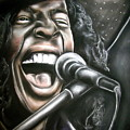 Sly Stone by Zach Zwagil