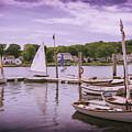Small Boat Day by Joe Geraci