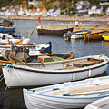 Small Fishing Boats by Sophie McAulay