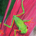 Small Frog by Terry Lewey