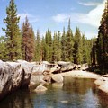 Small Lake Sierra Nevada by Ted Pollard