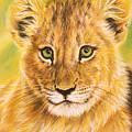 Small Lion by Valentina Vassilieva