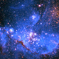 Small Magellanic Cloud by Paul W Faust - Impressions of Light