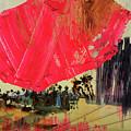 Small Pike Umbrella by Christina Shurts