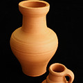 Small Pottery Items by Gaspar Avila