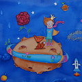 Small Prince by Tatiana  Antsiferova