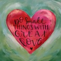 Small Things by Nancy Ingersoll