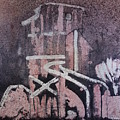 Small Tower 1 by Elizabetha Fox