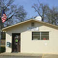 Small Town Post Office by Nina Fosdick