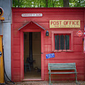 Small Town Post Office by Paul Freidlund