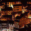 Small Village by Thomas M Pikolin