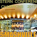 Smashville Western Conference Champions 2017 by Lisa Wooten