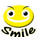Smile T-shirt by Isam Awad