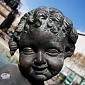 Smiling Cherub by Agusti Pardo Rossello