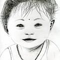 Smiling Child by Karthikeyan Balasubramanian