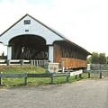Smith Millennium Covered Bridge by Wayne Toutaint