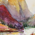 Smith Rock Fall Morning 2 by Sukey Watson