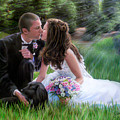 Smith Wedding Portrait by Jane Girardot