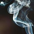 Smoke 10 by Francis Hurtubise