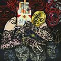 Smoke And Lace by Yelena Tylkina