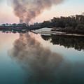Smoke On The Water. Horytsya, 2014. by Andriy Maykovskyi