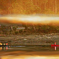 Smoke On The Water by Patricia L Davidson