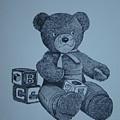 Smokey Bear by Charles Roy Smith