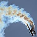 Smokey Biplane by Tom Claud