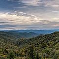 Smokey Mountain Sky by David Morefield