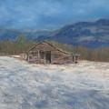 Smokey Mountain Winter by Cathy Weaver
