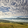 Smokies Cloudscape by Andrew Soundarajan