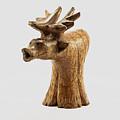 Smokin' Moose by Greg Thiemeyer