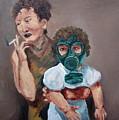 Smoking by Britta Loucas