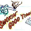Smoking Good Times by Erik Kieffer