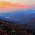Dawn From Standing Indian Mountain by Daniel Reed