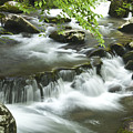 Smoky Mountain Rapids by Andrew Soundarajan