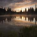 Smoldering Dawn by Mike  Dawson